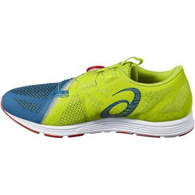 asics Gel-451 Shoes Men Neon Lime/White